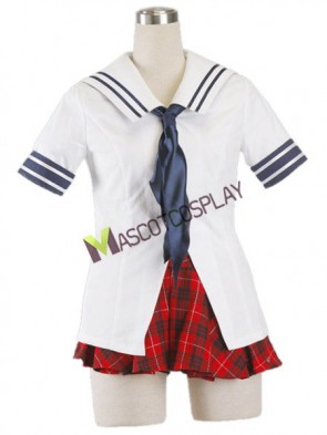 Eloquent Fist Sailor Suit 65% Cotton 35% Polyester Cosplay Costume