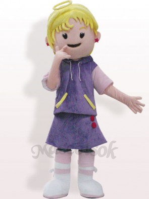 Fairy Plush Adult Mascot Costume