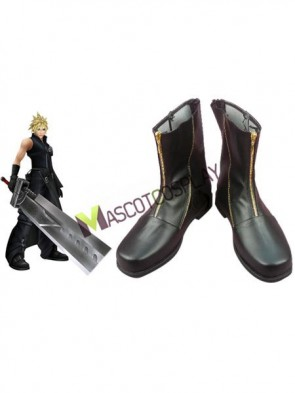 Special Final Fantasy VII Cloud Strife Cosplay Boots