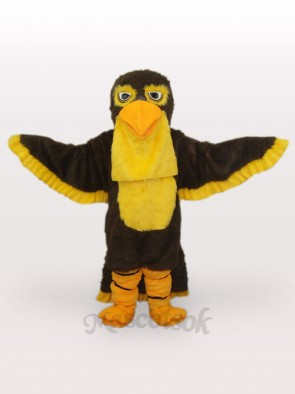 Flying Eagle Short Plush Adult Mascot Costume
