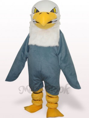 Fuscous Eagle Plush Adult Mascot Costume