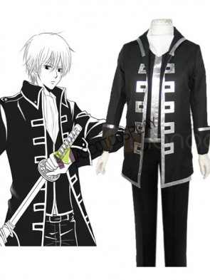 Gintama Silver Soul Cosplay Costume