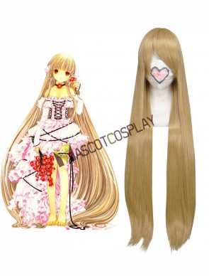 Chobits Eruda Nylon Cosplay Wig