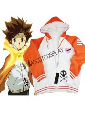 Hitman Tsuna Poly Cosplay Costume