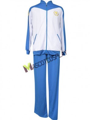 Inazuma Eleven Inazuma Japan Winter Soccer Uniform Cosplay Costume
