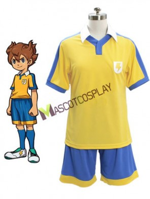 Inazuma.Eleven.Raimon School Cosplay Footbal Jersey For Summer
