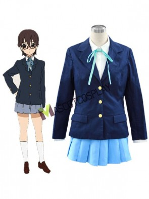 K-On! Female Winter Uniform Cosplay Costume