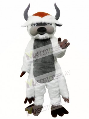 Cattle Bull Cow Mascot Costume