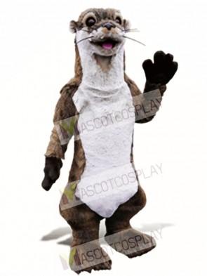 High Quality Beaver Mascot Adult Costume