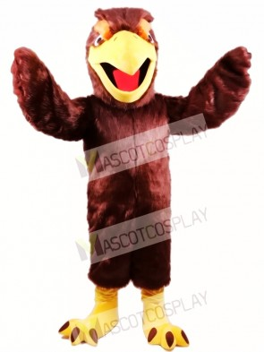 Hawk Falcon Mascot Costume