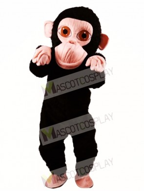 Chimp Gorilla Monkey Mascot Costume