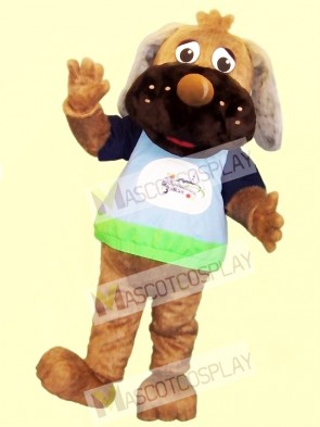 Georgia Dog Mascot Costume