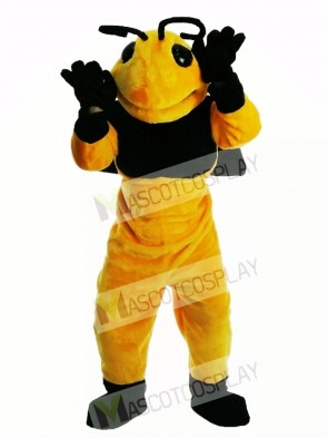 New Power Hornet Bee Mascot Costume