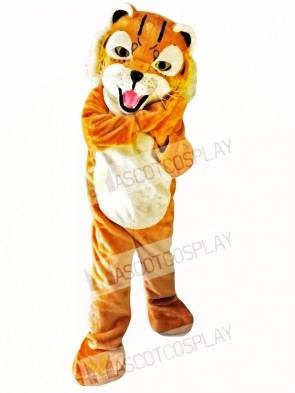 Lovely Tiger Mascot Costume