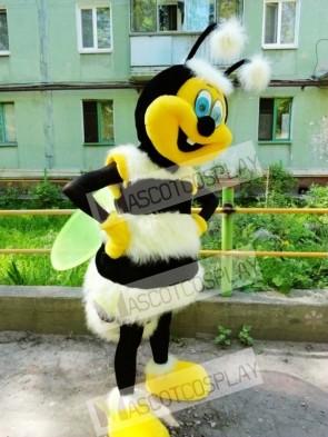 New Bee Mascot Costume