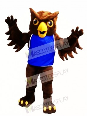 High Quality Owl Mascot Costume