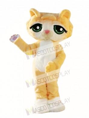 Littlest Petshop Cat Mascot Costume