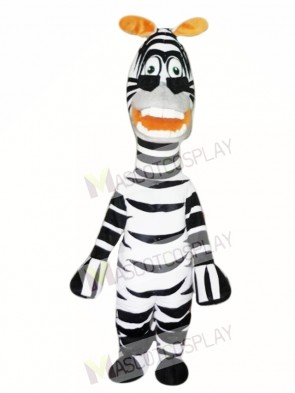 Cartoon Zebra Mascot Costumes