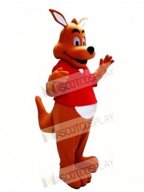 Animal Kangaroo Mascot Costume