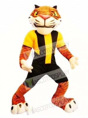 High Quality Sport Tiger Mascot Costume