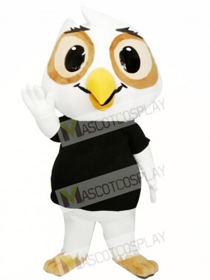 Little Cute Owl Mascot Costume