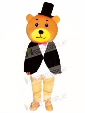 Teddy Bear Mascot Costumes