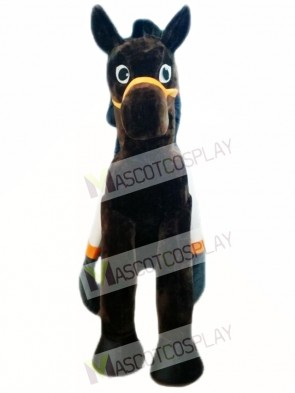 Black Donkey Mascot Costumes