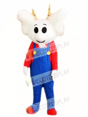 White Sheep Mascot Costumes