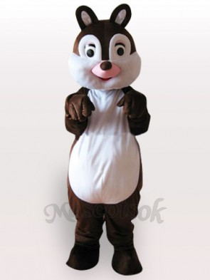 Little Squirrel Adult Mascot Costume
