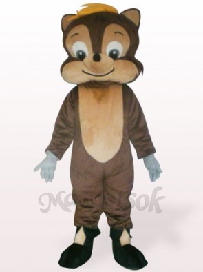 Lovely Squirrel Plush Adult Mascot Costume