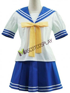 Lucky Star Rose-Ou Gakuen High Uniforms Cosplay Costume
