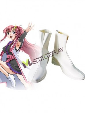 Mobile Suit Gundam SEED Lacus Clyne Cosplay Shoes