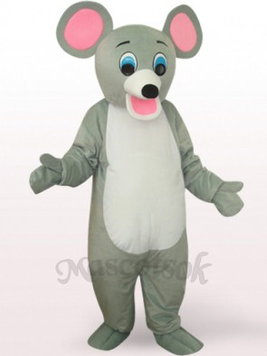 Mouse Adult Plush Mascot Costume