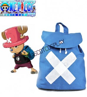 One Piece Cotton Chopper Cosplay Backpack