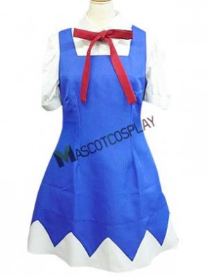 Phantasmagoria of Dim. Dream Cirno Cosplay Costume