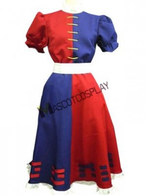Phantasmagoria of Dim. Dream Eirin Cosplay Costume