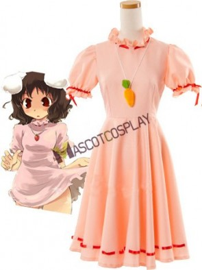 Phantasmagoria of Dim.Dream Twei Inaba Cosplay Costume