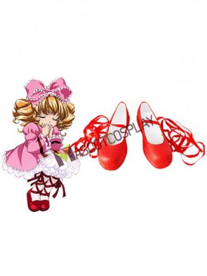 Rozen Maiden Cosplay Imitated Leather Boots
