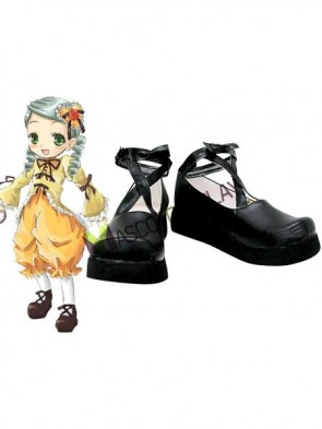 Rozen Maiden Kanaria Cosplay Shoes