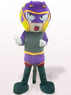 Sharp-Shooter Plush Adult Mascot Costume