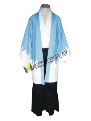Sky Blue Shinsengumi Cosplay Costume