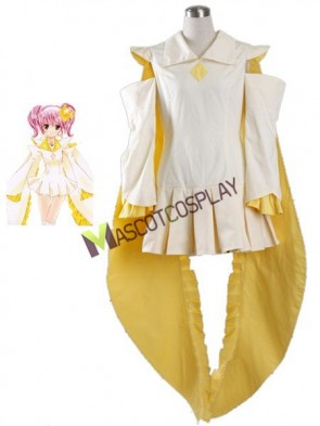 Shugo Chara Dia Cotton Polyester Cosplay Costumes
