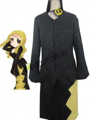 Soul Eater Marie Mjolnir Uniform Cloth Cosplay Costume
