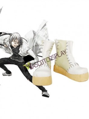 Soul Eater Stein Imitated Leather Foam Cosplay Shoes