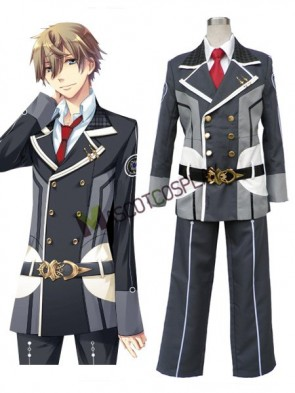 Starry Sky Seigatsu Academy Male Uniform Cosplay Costume
