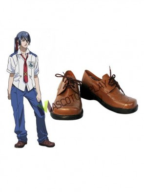 Super Dimension Fortress Macross Imitated Leather Cosplay Shoes