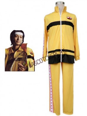 The Prince Of Tennis Polyester Winter Cosplay Costume