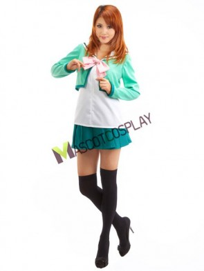 The Prince Of Tennis Sesyungakuei Cotton Polyester Cosplay Costume