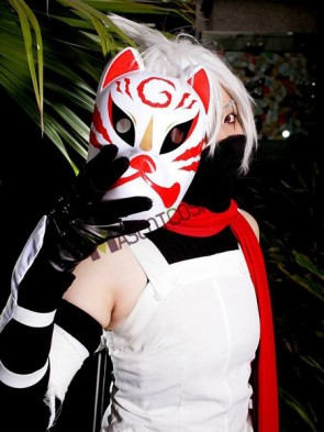 Trendy Naruto Anbu Cosplay Costume