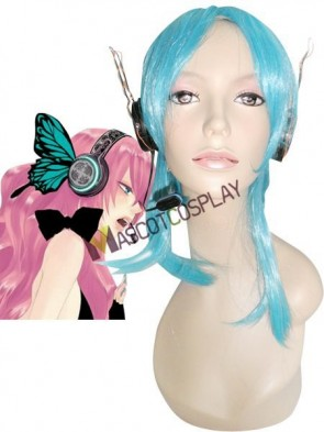 Vocaloid Hatsune Miku Cosplay Headphone